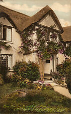 Postcard The Porch, Hayes Barton (Birthplace Sir Walter Raleigh) Devon (A2)