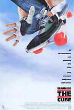 GLEAMING THE CUBE Movie POSTER 27x40 Christian Slater Steven Bauer Min Luong Art