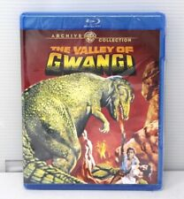 The Valley of Gwangi Archive Collection (Blu-Ray) - NEW (Read Description)