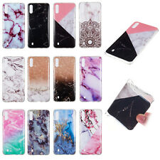 Soft Silicone Marble TPU Case Cover For Samsung J2 J4 Core M10 M20 S10 S10E A8S