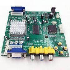 RGB/CGA/EGA/YUV to VGA Arcade Game HD Video Converter Board HD9800/GBS8200 NEW