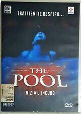 The Pool. Inizia l'incubo (2001) DVD Sigillato Sealed