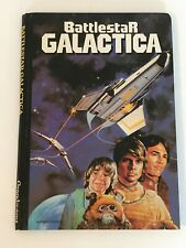 OFFICIAL 1978 BATTLESTAR GALACTICA ANNUAL