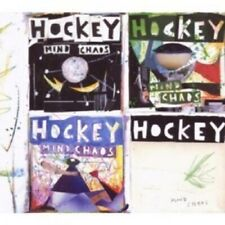 HOCKEY - MIND CHAOS  CD  11 TRACKS ALTERNATIVE / INDEPENDENT / POP  NEU