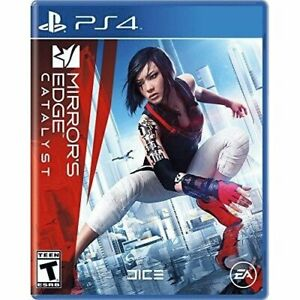 Electronic Arts Mirrors Edge Catalyst (PS4) - Video Game