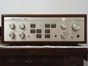 Luxman L-55A amplificatore integrato. ( L55 A ). True Hi End.