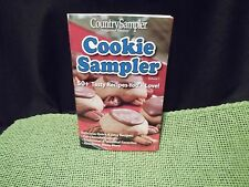 50+ COOKIE SAMPLER Recipes Cook Book-NEW Vol.1 by Country Sampler Magazine