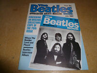 BEATLES BOOK Appreciation Society MONTHLY Magazine July 1982 # 75