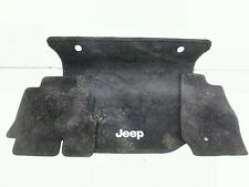 13 Jeep Wrangler JK Interior Floor And Cargo Mat Set Black