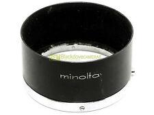 Minolta paraluce originale D57KH per Rokkor PF 135/2,8