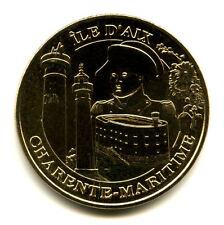 17 ILE D'AIX Napoléon et Fort Boyard, 2012, Monnaie de Paris