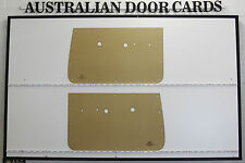 Holden EH, EJ Suit Ute, Panel Van, Sedan & Wagon. Door Cards. Blank Trim Panels.