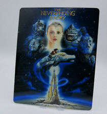 THE NEVERENDING STORY - Glossy Bluray Steelbook Magnet Cover (NOT LENTICULAR)
