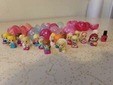 Squinkies **BARBIE GIRLS** French Poodle and Pink BUBBLES lot of 22