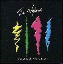 The protestava Rockapella/Windham Hill CD 1989