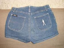 Women's Vintage Fubu The Collection Short Denim Jeans Shorts Size 5/6 Hong Kong