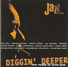 Diggin' deeper-The Roots of Acid Jazz (1996) 1:Ray Barretto, Billy Paul, .. [CD]