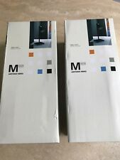"LOT DE 2 LAMPES DE TABLE ""ANTONIO MIRO"""