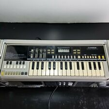 Vintage Stereo FISHER SC-300 w/ Synthesizer Cassette Deck Boombox Ghettoblaster