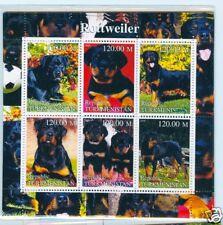 CANI - ROTTWEILER DOGS TURKMENISTAN 2000