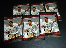 Anderson Silva 2010 Topps UFC Card #106 The Spider 64 73 77 117 126 148 153 101