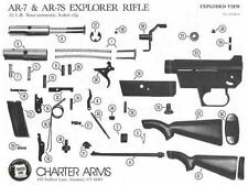 AR7 and 7s Explorer Survival Rifle by Charter Arms