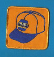 Vintage NAPA Racing NASCAR Sponsor Hat Jacket Racing Gear Patch Michael Waltrip