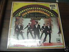 Temptations SEALED SOUL MOTOWN LP Temptations Show 1969