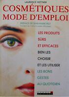 ++LAURENCE WITTNER cosmetiques mode d'emploi - produits surs 2006 LEDUC++