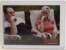 Sopranos 1x Non Sport Update Promo Insert Trading Card # S1-2 Inkworks 2005 NM+