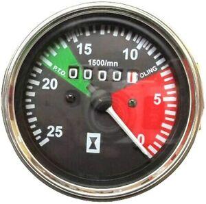 Massey Ferguson Tractor Gauge-Tachometer fits in 150,158,240,253,260,261,265,270