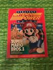 Nintendo Power Strategy Guide Super Mario Bros 3 - 84 page paperback book