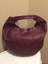 "Helen Kaminski ""Stefana""  Leather Shoulder Bag,  Color Kir  MSRP $435"