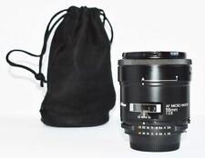 Nikon 55mm f/2.8 Micro NIKKOR AF MACRO Auto Focus Lens - MINT