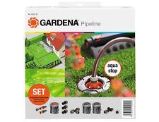 GARDENA Spr-Sys StartSet Pipeline mit 2 Wasserstellen