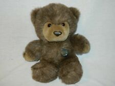 "GUND MISTY BEAR VTG 14"" plush Brown Teddy #2190 NEW w Tag stuffed Collector 1978"