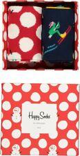 Happy Socks Christmas Giftbox Unisex size EU 36-40 UK 4-7 US 4.5-7.5