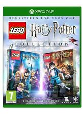 LEGO Harry Potter Collection XBox One Years 1-7 In Stock NEW Sealed Kids Game