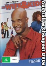 MY Wife And Kids Season 2 DVD NEW, FREE POSTAGE WITHIN AUSTRALIA REGION ALL