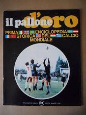 Il Pallone d'Oro Fascicolo 1969 - PADOVA UDINESE PISA VENEZIA VERONA [GS43]