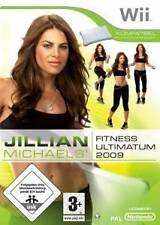 Nintendo Wii +Wii U JILLIAN MICHAELS FITNESS ULTIMATUM ** Neuwertig