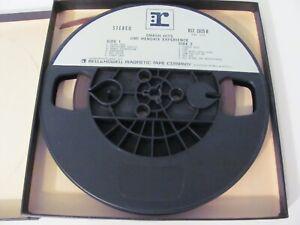 Reel To Reel Pre-Recorded Tape JIMI HENDRIX EXPERIENCE SMASH HITS 3 3/4 i-p-s