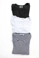 J Crew Standard James Perse Michael Stars Womens Tee Shirt OS Small 2 Lot 3