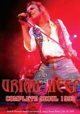 Uriah Heep / 1993 Complete Seoul Korea DVD