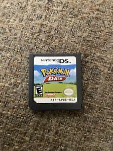 Pokemon Dash (Nintendo DS, 2005) Authentic - Cartridge Only