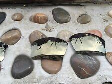 Copp Bronze Replacement Polarized Lenses  for-Oakley Flak Jacket XLJ Sunglasses