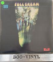 Cream - Full Cream 1966 vinyl LP record  Polydor 2447 010 A2-B1 EX / EX CON