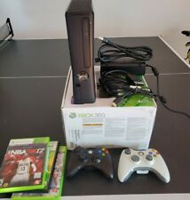 New listing Microsoft Xbox 360 Slim S 4Gb Console With Games