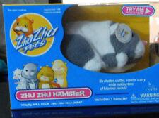 ZHU ZHU PETS Jinx 10.9 Hamster Chatter Scoot N'Scurry ORIGINAL 2009 NIP!