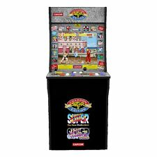 New ListingArcade Machine Street Fighter Cabinet Retro Arcade1Up 3 In 1 Video Games Classic